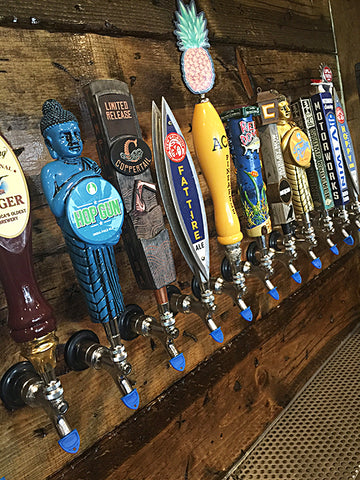 Drip Craft Beer & Hard Cider Bar Taps