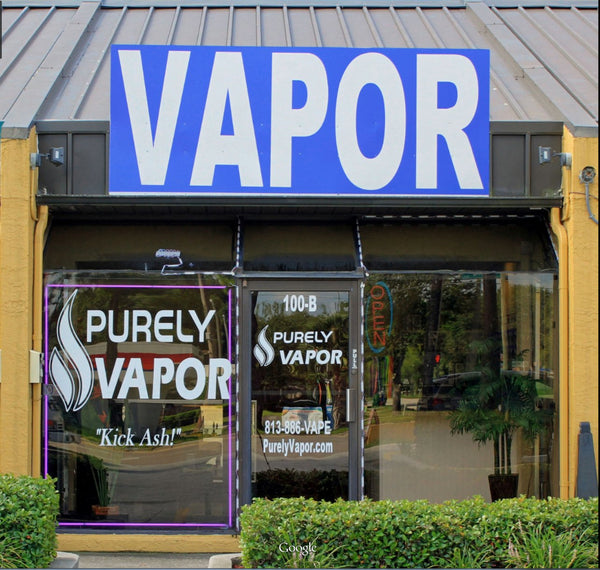 Purely Vapor West Waters