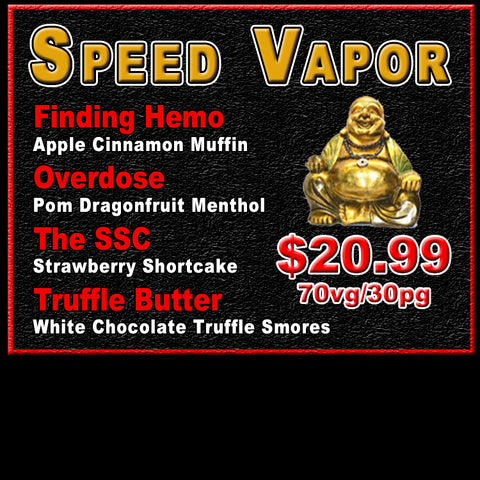 SPEED VAPOR