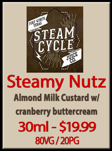 Steamy Cycle Steamy Nutz