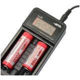 Efest LUC V2 Two Bay LCD Smart Charger