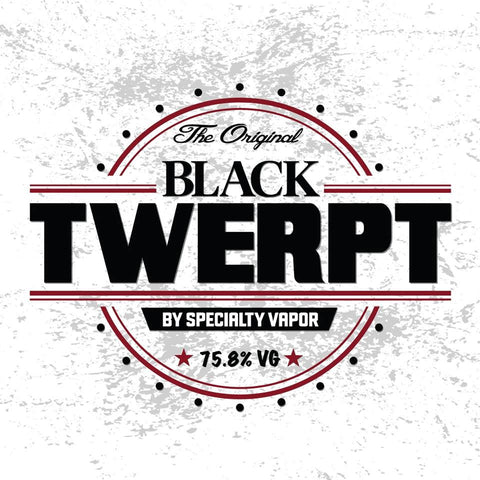 BLACK TWERPT by Specialty Vapor