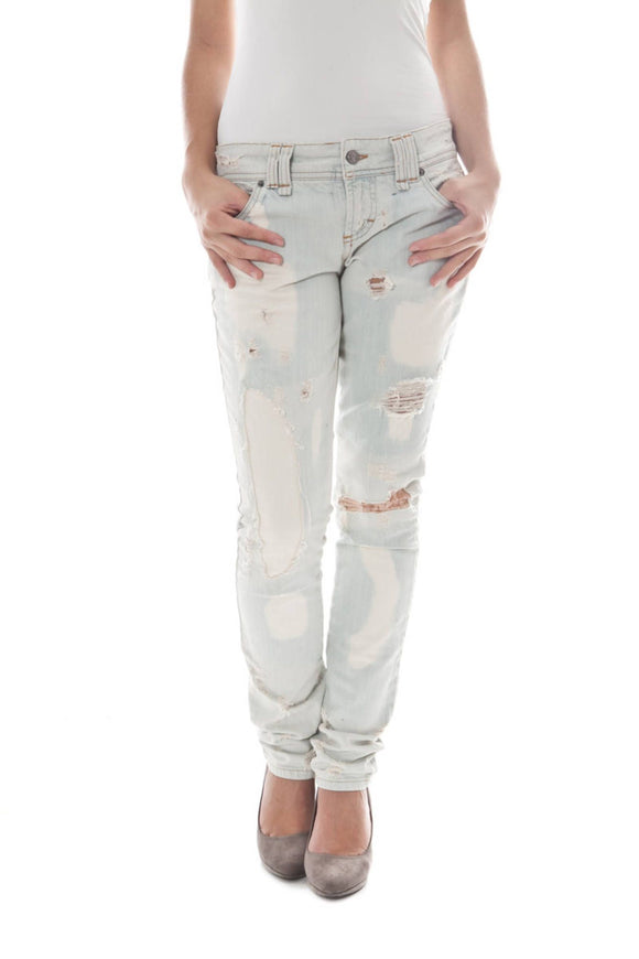 JOHN GALLIANO JEANS DENIM Donna