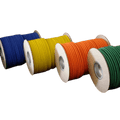 "12mm ( 1/2"" x 300' ) Multicolor Bungee Cord spool"
