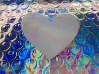 Heart Window Decals - Pour Gal Studios