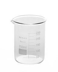 Laboratorium vaasje  250 ML