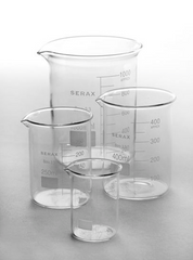 Laboratorium bekerglas  400 ML