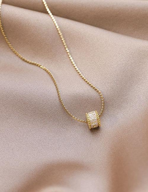 Load image into Gallery viewer, Gold Small Waist Diamond Necklace