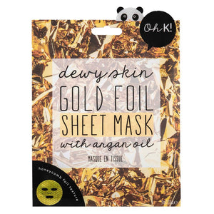 Oh K! Gold Foil Facial Sheet Mask