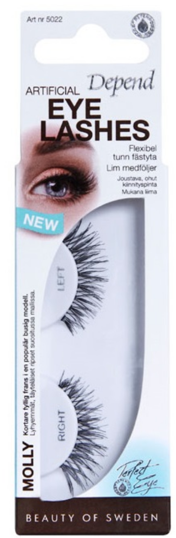 Depend Perfect Eye Artificial Eyelashes