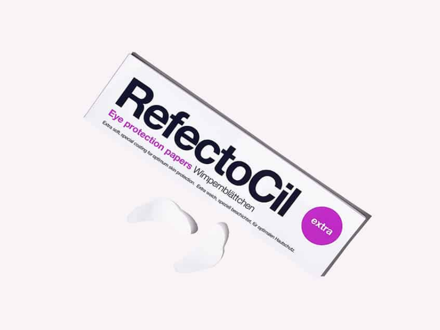 RefectoCil Eye Protection Papers Extra Mjukt