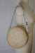 Cream Faux Leather Winnie Handbag