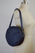 Winnie Handbag | Navy Blue Faux Leather Sustainable Handbag