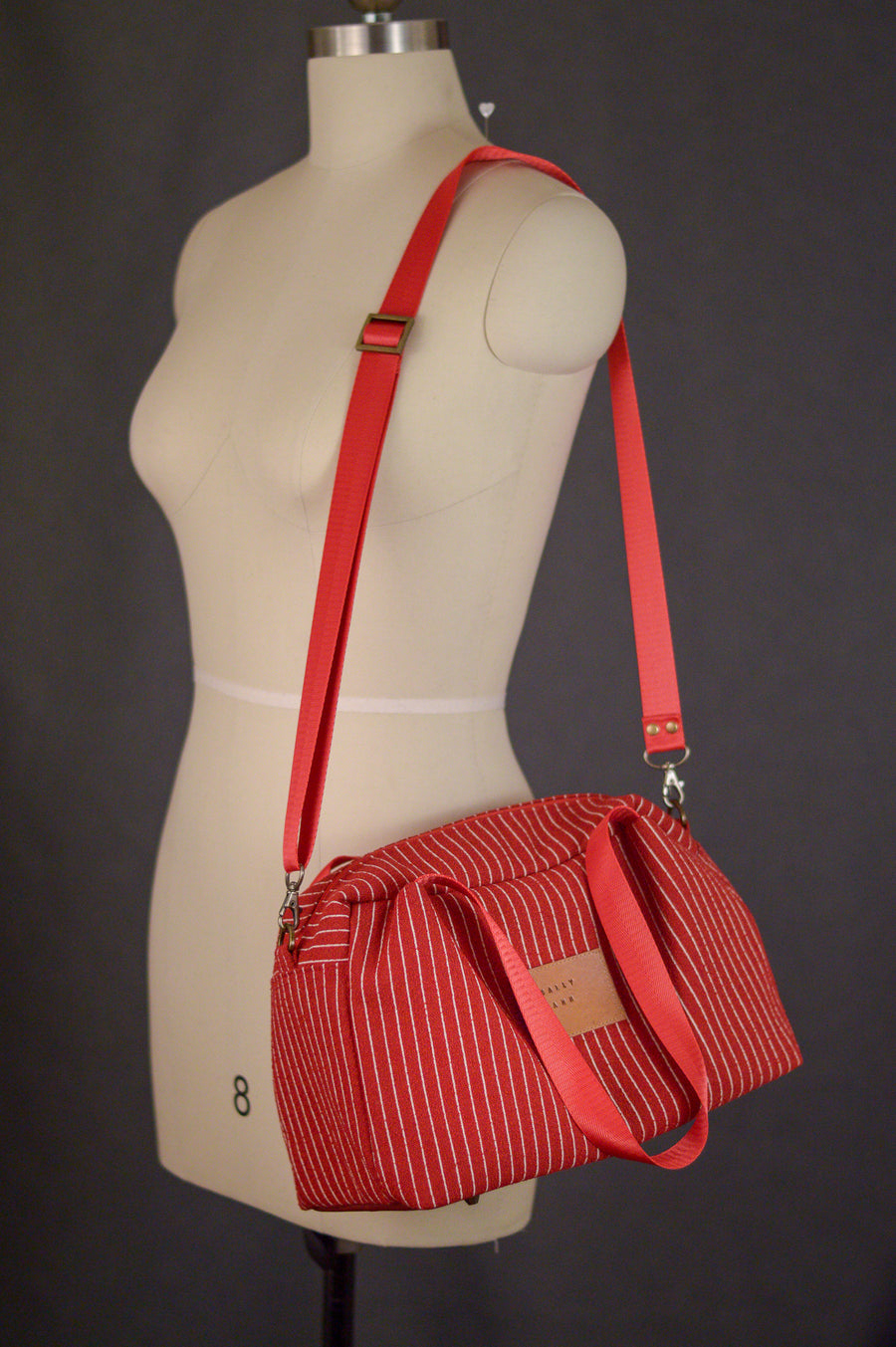 Candy Apple Quinn Handbag