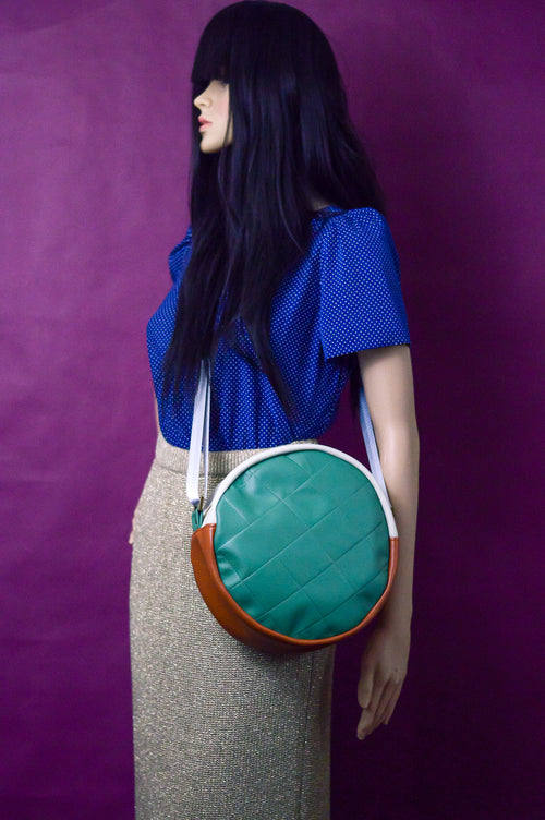 Winnie Handbag | Summer Shades | Sustainable Faux Leather Handbag | Limited Edition