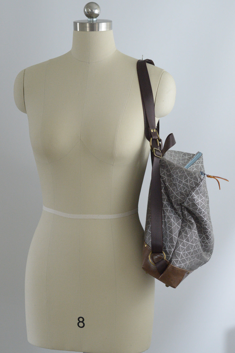 Custom Handbag Set + Clutch - Backpack/Handbag | Made to Order