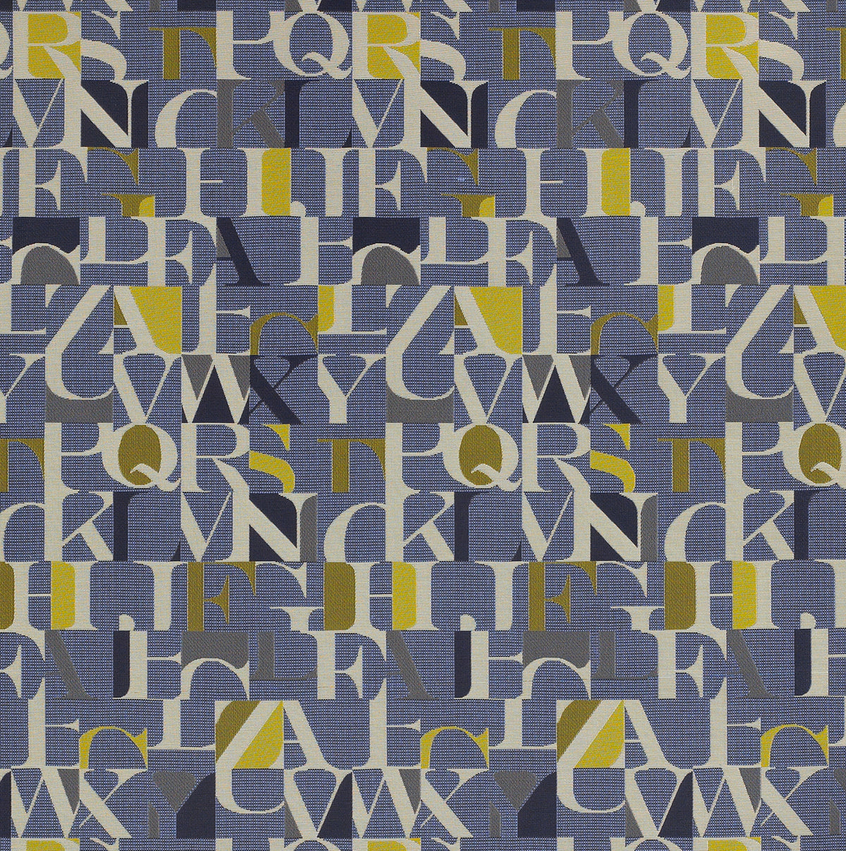 Mosaic Hearsay | Performance Fabric | Swatch