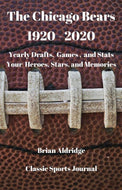 History of the Chicago Bears 1920-2020