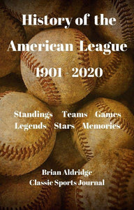 History of the American League 1901-2020