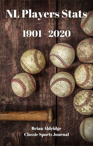 National League Players Stats 1901-2020