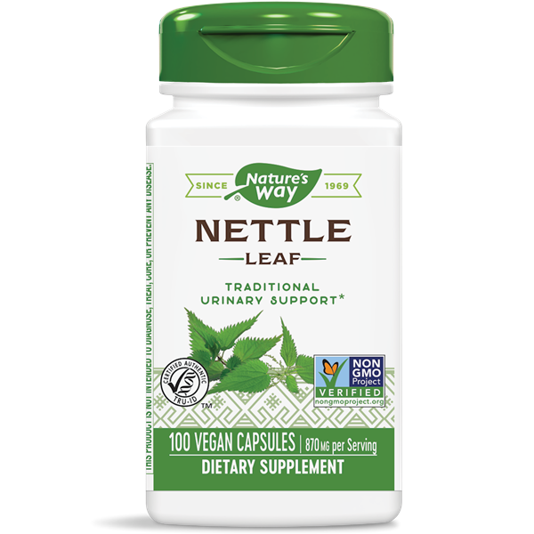 Nature's Way, Nettle Leaf (100 Capsules)