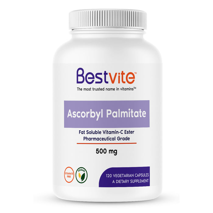 Ascorbyl Palmitate 500mg