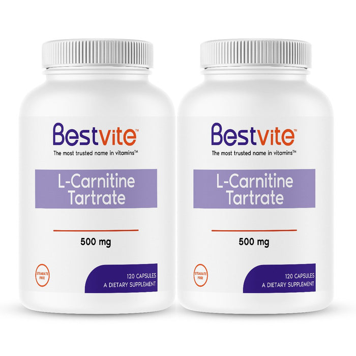 L-Carnitine Tartrate 500mg