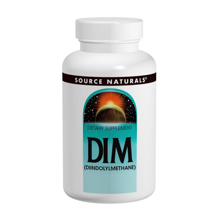 Source Naturals, DIM 100mg (60 Tablets)