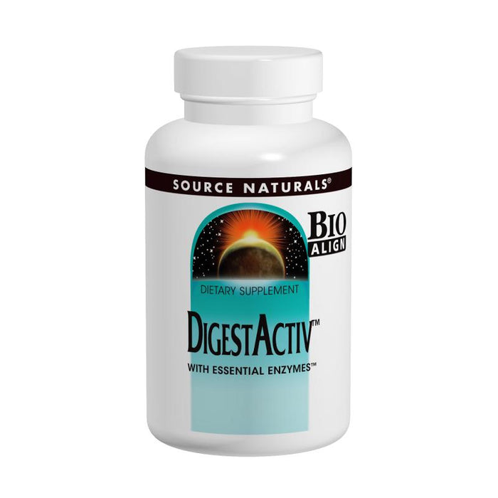 Source Naturals, DigestActiv 500mg (120 Capsules)