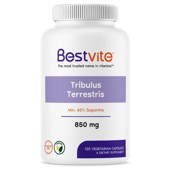 Tribulus Terrestris 850mg