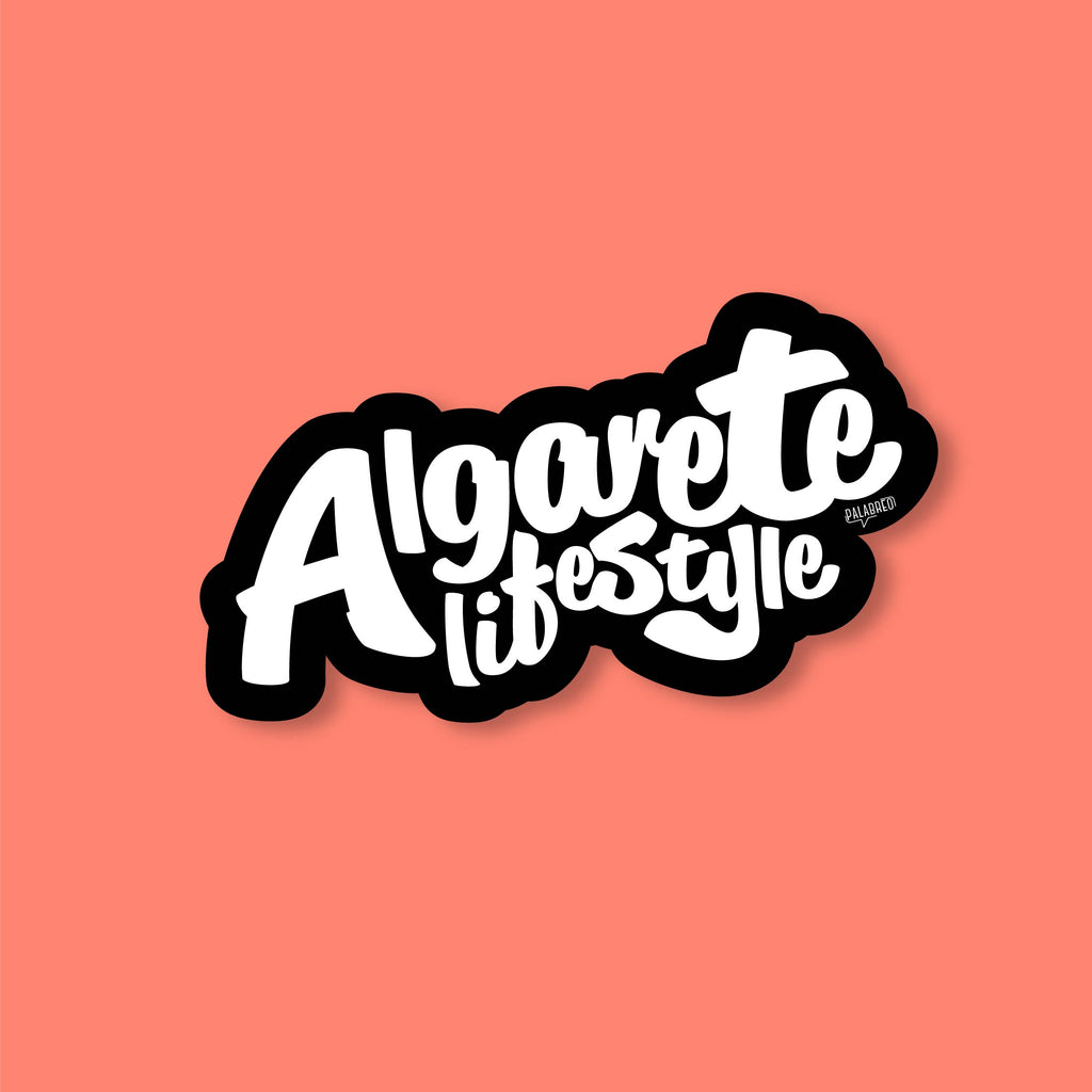ALGARETE LIFESTYLE STICKER