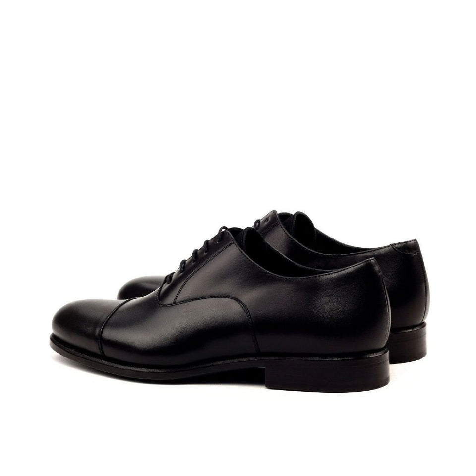 Black Box Calf CUSTOM Luxury Handmade Shoes for Men
