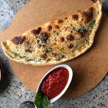 Load image into Gallery viewer, Chicken Calzone
