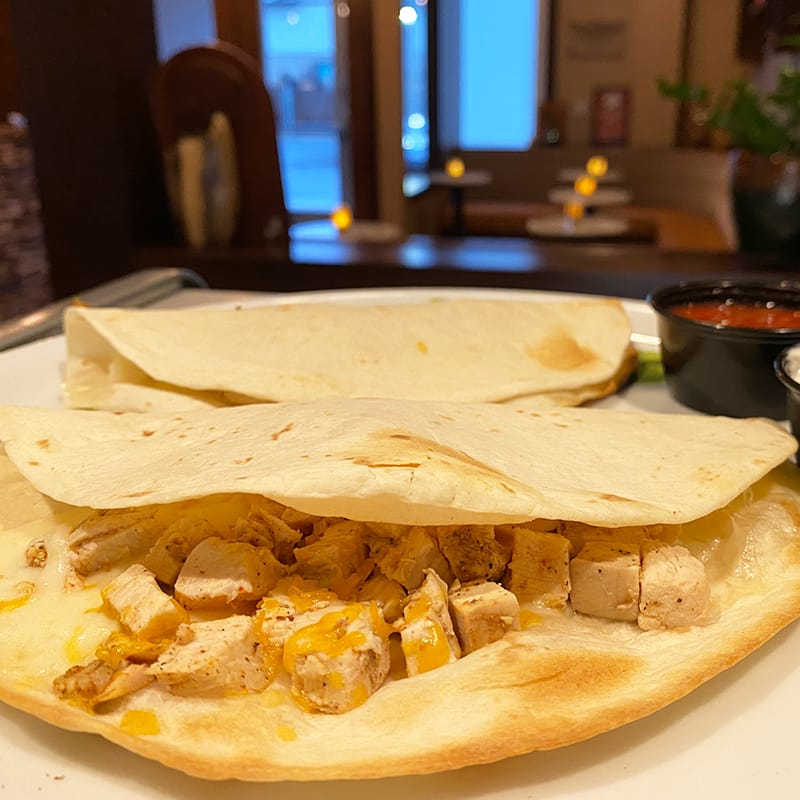 Chicken Quesadillas (2)
