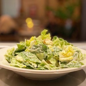 Side House or Side Caesar Salad