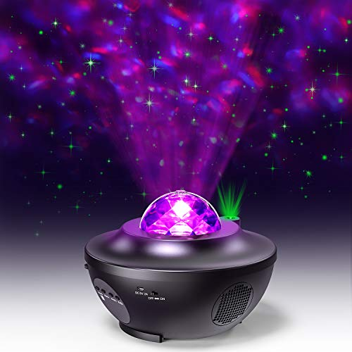 3 in 1 Night Light Projector