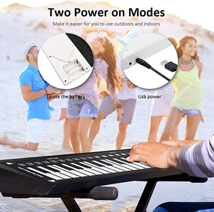 Hand Roll Portable Piano (Buy 2 Free Shipping & Get 10% OFF)