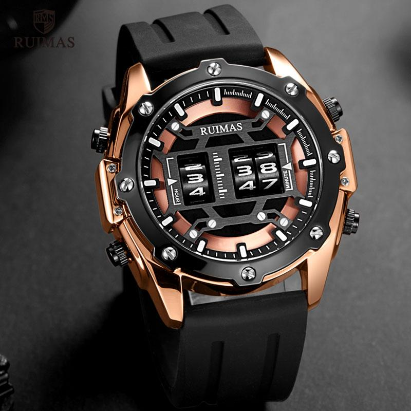Top Brand Luxury Men's Watch [Free Shipping]