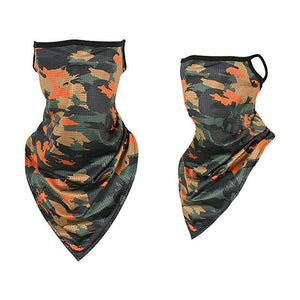 Buy 1 Get 1 at 50% OFF-Paisley Print Bandana Mask