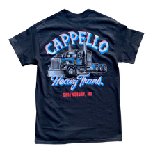 Load image into Gallery viewer, Cappello - Truck 80 Black Tee