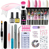 KIT PREMIUM - UNHAS DE GEL = CABINE UV