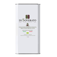 Upload the image to gallery viewer, Delicate Fruity Organic Extra Virgin Olive Oil in Tin