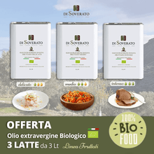 Upload the image to gallery viewer, Organic Extra Virgin Olive Oil Offer Fruity Line