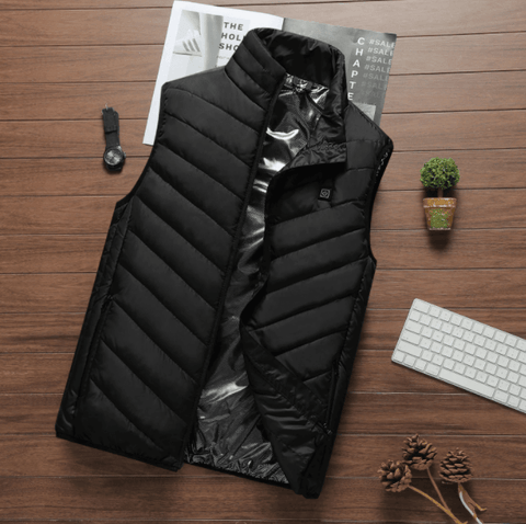 PowerButton™ Unisex Heated Vest