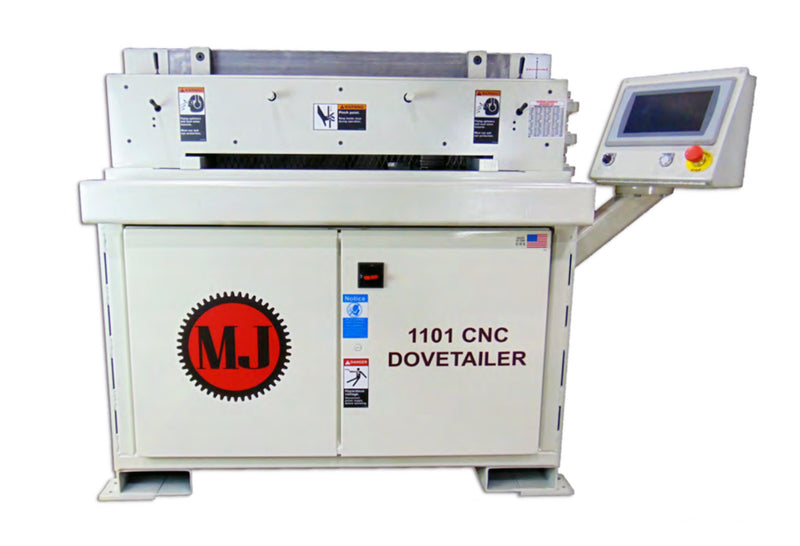 3 Ph - Single Spindle - CNC Dovetailer - Mereen-Johnson PT-1101 CNC - First Choice Industrial