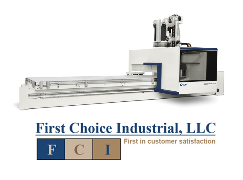 Accord 50 FXM Flat Table CNC Machining Center - First Choice Industrial