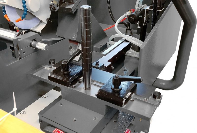 Cantek JF-330A Series Profile Grinder - Template holder with 6-position stylus holder