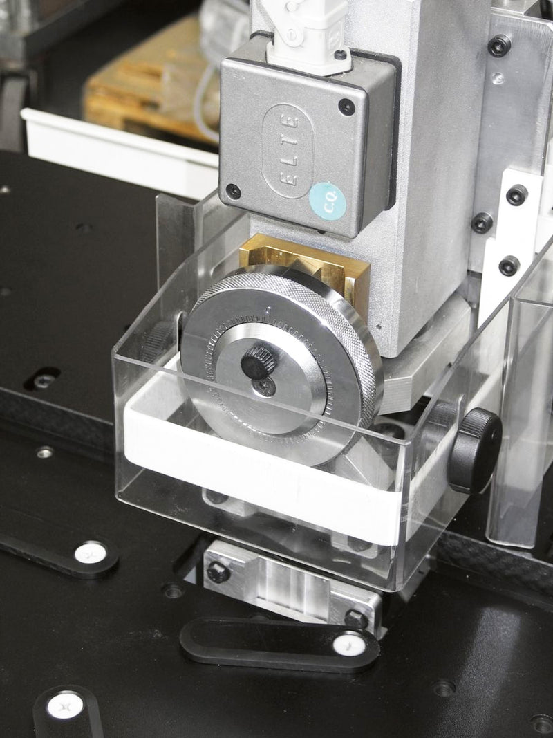 Contour Edgebander - SCM Olimpic T20 - pivoting ring with a decimal dial