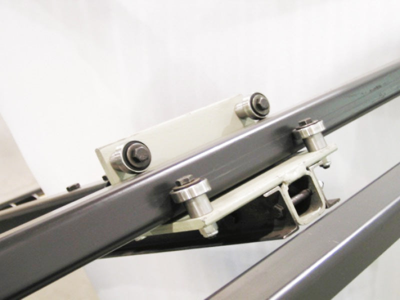 Doucet RDM - Single Door Assembly - Rotary Clamp for Cope and  Stick Doors - Movable clamps on bearings
