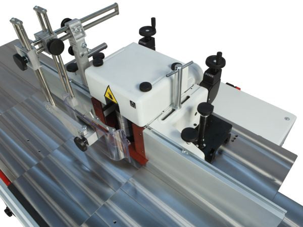 Fixed Spindle - 3 Ph - 9 HP - SCM Class TF130 PS - Spindle Moulder Fence